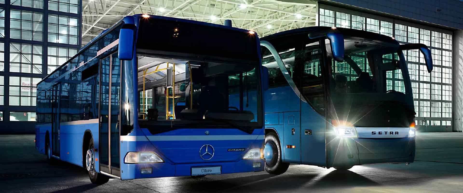 Mercedes-Benz-Omnibusse