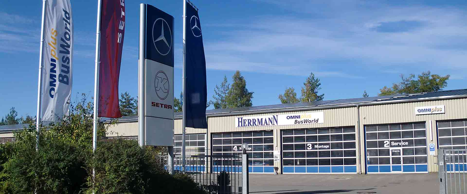 Betriebsgelände E. Herrmann GmbH